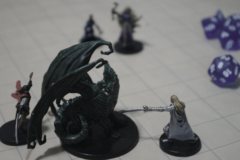 DnD miniatures